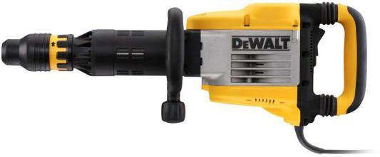 Отбойный молоток DeWalt D25951K-QS отбойный молоток dewalt d25871k 1400вт 1260 2520уд мин 11дж sdsmax 8кг кейс