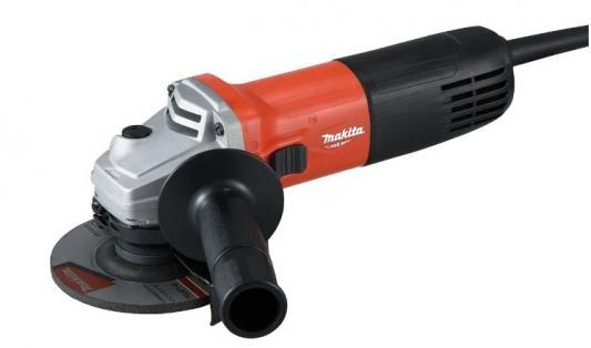 Углошлифовальная машина Makita M9507 115 мм 720 Вт углошлифовальная машина makita ga5030k 125 мм 720 вт