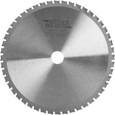 Диск с твердосплавными зубьями MESSER ТСТ 10-40-234 230мм по нерж. стали, макс обороты 3000 диск пильный твердосплавный messer тст 10 40 321
