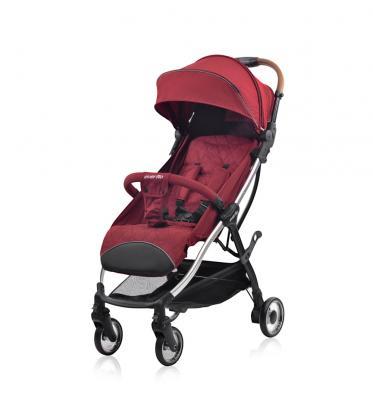 Купить Прогулочная коляска Everflo Sky E-380 (red), красный, Прогулочные коляски