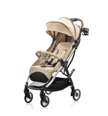 Купить Прогулочная коляска Everflo Sky E-380 (beige), бежевый, Прогулочные коляски