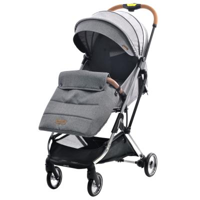 Купить Прогулочная коляска Everflo Air E-390 (gray), серый, Прогулочные коляски