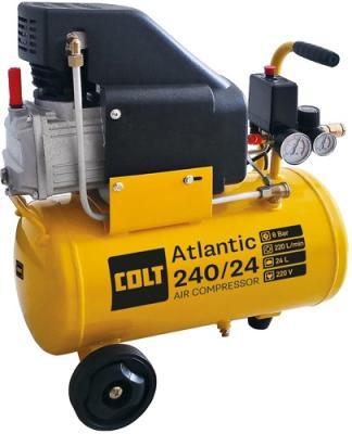 Компрессор COLT Atlantic 240/24 1,8кВт qishi colt 125cc