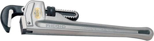 Ключ RIDGID 31090° алюминиевый прямой трубный 1.1/2 недорго, оригинальная цена