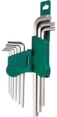 Набор ключей HANS 16764-29M набор стандартных г-шестигранников 1.5.2 2.5.3 4.5 6.8 10мм 9 предмето цена