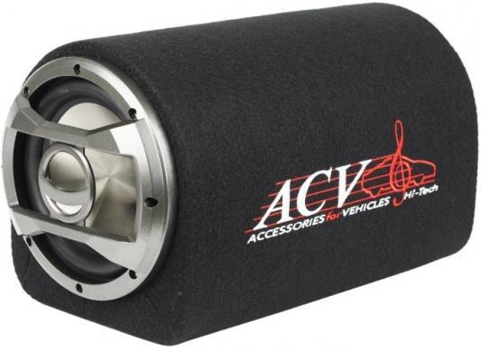 Сабвуфер автомобильный ACV BTA-8 76Вт активный (20см/8) сабвуфер acv sw pro124d