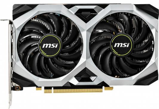 Видеокарта MSI GeForce GTX 1660 VENTUS XS OC PCI-E 6144Mb GDDR5 192 Bit Retail (GTX 1660 VENTUS XS 6G OC)