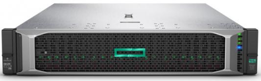 Сервер HP HPE ProLiant DL380 Gen10 1x4208 1x16Gb P408i 1G 4P 1x500W 8 SFF (P02462-B21) сервер hp proliant dl380 826565 b21