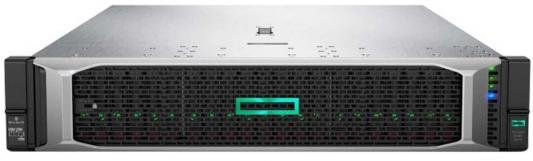 Сервер HPE ProLiant DL380 Gen10 1x4208 2x16Gb P408i-a 1G 4P 1x800W (P02467-B21) цена 2017