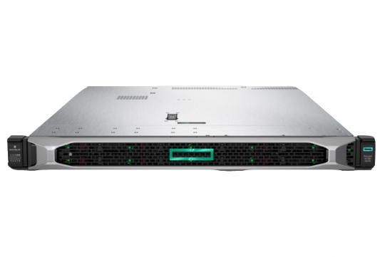 Сервер HPE ProLiant DL360 Gen10 1x4208 1x16Gb S100i 1G 4P 1x500W (P03635-B21) цена 2017