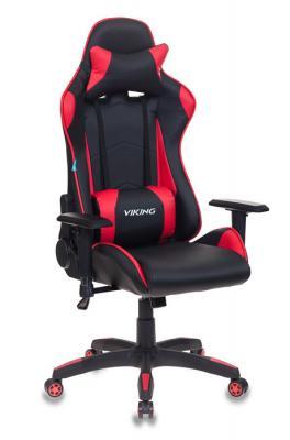 Кресло игровое Бюрократ CH-778/BL+RED красно-черный цена в Москве и Питере