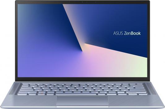 Ноутбук ASUS ZenBook 14 UX431FA 14 1920x1080 Intel Core i5-8265U 256 Gb 8Gb Wi-Fi Intel UHD Graphics 620 голубой Windows 10 Home 90NB0MB3-M00980 ультрабук asus zenbook ux310uq fc552t 13 3 1920x1080 intel core i5 7200u page 6