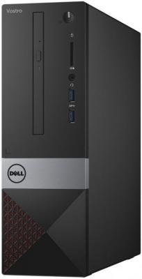 Dell Vostro 3470 SFF Intel Core i5 8400(2.8Ghz)/4096Mb/1000Gb/DVDrw/Int:Intel UHD Graphics 630/BT/WiFi/war 1y/4.32kg/black/Linux + MCR цена 2017