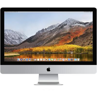 Моноблок 27 Apple iMac 5120 x 2880 Intel Core i5-8600 8Gb 1 Tb AMD Radeon Pro 575X 4096 Мб macOS серебристый MRR02RU/A моноблок 27 apple imac pro 5120 x 2880 intel xeon w 2140b 32gb ssd 1024 amd radeon pro vega 56 8192 мб macos серый космос mq2y2ru a