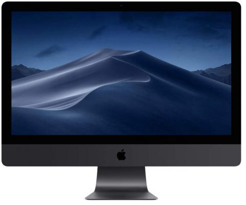 Моноблок Apple iMac Pro Retina 5K 27 (Z0UR00626) компьютер моноблок apple imac 2017 retina 5k z0tq004n4