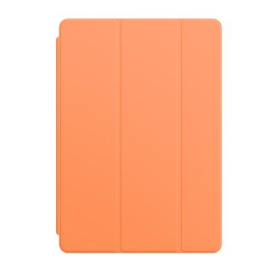 Smart Cover for 10.5 iPad Air -Papaya luxury brand smart case for apple ipad air 2 for ipad 6 air2 case cover genuine flip leather wallet book stand tablet case