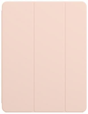 Чехол-книжка Apple Smart Folio для iPad Pro 12.9 розовый песок MVQN2ZM/A обложка apple smart cover для ipad розовый песок