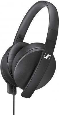 лучшая цена Наушники Sennheiser HD 300 черный 508597