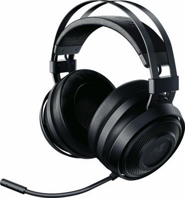 Игровая гарнитура беспроводная Razer Nari Essential черный RZ04-02690100-R3M1 игровая гарнитура проводная razer kraken pro v2 oval розовый rz04 02050900 r3m1