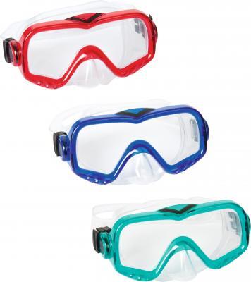 маска для ныряния Морские виденья от 14лет 3 цв. в асс-те