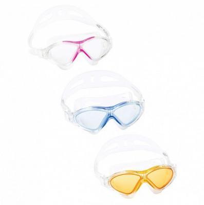 очки для плавания Скат от 7лет 3 цв. в  асс-те