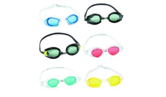 очки для плавания Фокус от 7лет набор 3 цв.