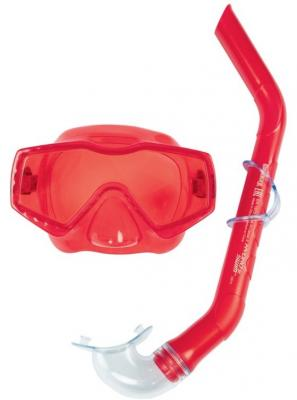 купить набор для ныряния Аква прайм (маска, трубка) от 14лет 2 цв. в асс-те по цене 365 рублей