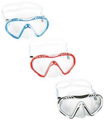 маска для ныряния Чистое море от 7лет 3 цв. в асс-те bestway детская маска для подводного плавания море bestway синий
