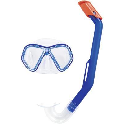 цена на набор для ныряния Глайдер (маска, трубка) от 3лет 2 цв. в асс-те