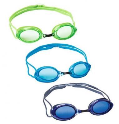 очки для плавания IX-1100 от 14лет 3 цв. в  асс-те