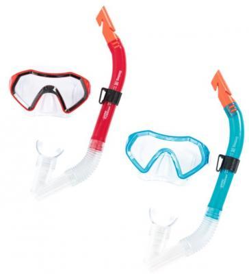 купить набор для ныряния Сверкающее море (маска, трубка) от 7лет 2 цв. в асс-те по цене 680 рублей