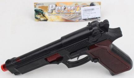 Пистолет в пак. в кор.4*108шт дартс с шариками липучками пак 25 25 4см в кор 4 108шт