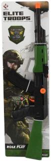 Фото - Автомат-трещетка Shantou M031 черный зеленый трещетка