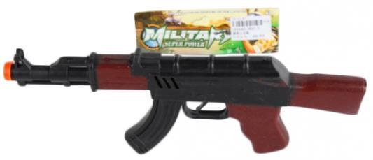 Фото - Автомат-трещетка Shantou AK47-5 черный коричневый трещетка