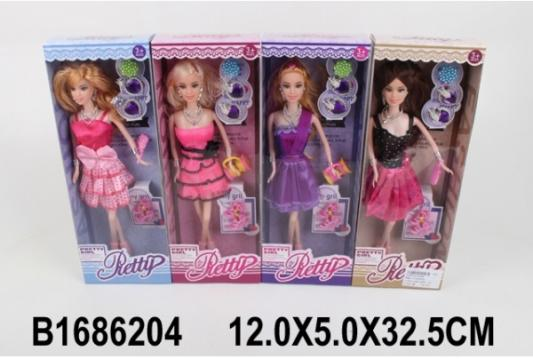 Купить Игровой набор Shantou Кукла 29 см, пластмасса, текстиль, Классические куклы и пупсы