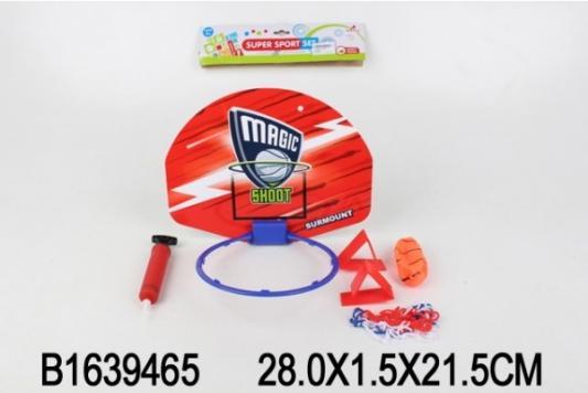 Игровой набор Shantou баскетбол 3 предмета игровой набор mс2 миксер 3 предмета