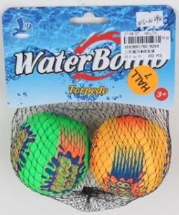 Мячи для игр на воде Shantou Gepai B1643897 7 см цена