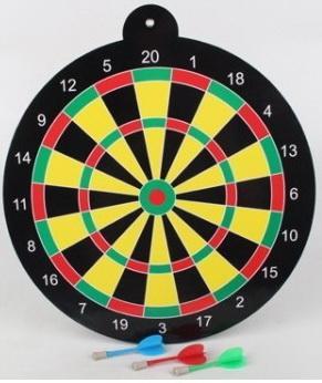 Спортивная игра спортивная Shantou Дартс магнитный