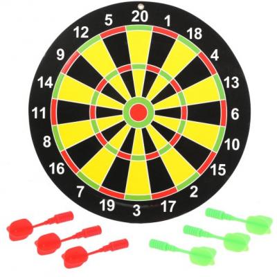 Купить Спортивная игра Наша Игрушка дартс магнитный, 34 X 2 X 39 см, Прочие спортивные игры