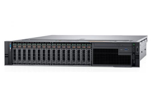 PowerEdge R740 (2)*Silver 4114 (2.2GHz, 10C), No Memory, No HDD (up to 16x2.5), PERC H730P+/2GB LP, Riser config #5 (7FH + 1LP), Broadcom 5720 QP 1Gb BT LOM, iDRAC9 Enterprise, RPS (2)*750W, Bezel w/o QuickSync, ReadyRails with CMA, 3Y ProSupport NBD адаптер dell broadcom 5720 qp 1gb network daughter card 540 11146
