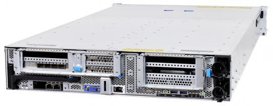 SERVER Q72D-2U WO CPU/HDD/RAM W/4 NVME (16) 2.5 SAS/SATA Drives server computer