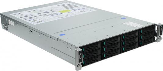 Intel® Server System R2312WTTYS 2U, 2 x Socket 2011-R3, Xeon E5-2600 v3/v4, Intel C612, 24xDDR4 ECC REG DIMMs 1600, 1866, 2133 MHz, 2 х 10-Gbe, 12xHS HDD 3,5 SATA/SAS, 2xPCI-E x4+7xPCI-E x8+IOM Conn+RM Conn, 1x1100 Wt (1+0), no rails, no RMM схд стоечное исполнение 12bay 2u no hdd usb3 rs2418 synology