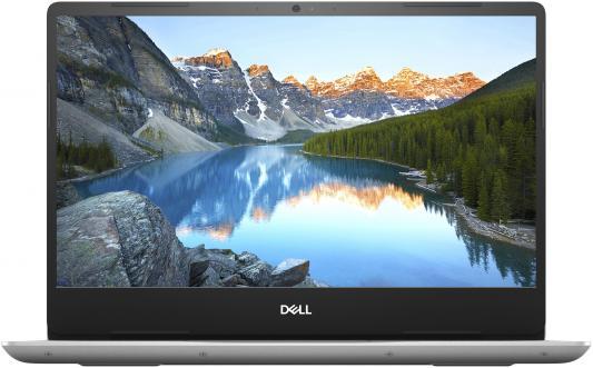 Трансформер Dell Inspiron 5480 Core i5 8265U/8Gb/SSD256Gb/nVidia GeForce MX250 2Gb/14/IPS/FHD (1920x1080)/Windows 10/silver/WiFi/BT/Cam