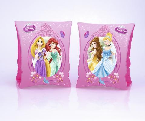 нарукавники для плавания  Disney Princess  23 х 15 см 2 диз. в асс-те