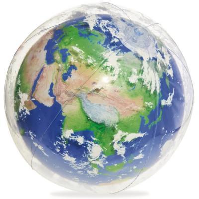 н.мяч Земля с подсветкой 61см от 2лет