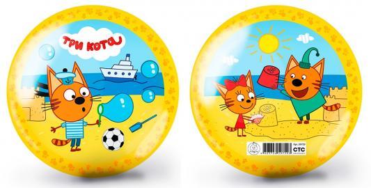 Мяч ЯиГрушка Три кота-2 цвет в ассортименте ПВХ