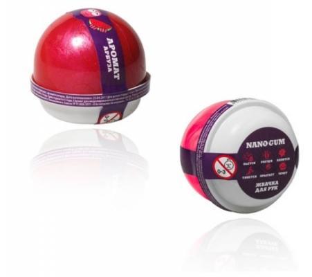 Жвачка для рук SLIME Жвачка для рук Nano gum 1 цвет жвачка для рук nano gum сиреневый фламинго меняет цвет 25гр ng25sf