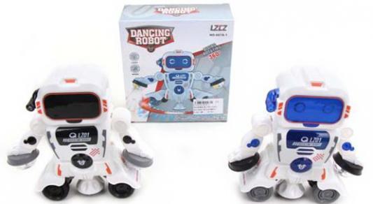 Купить Игрушка Наша Игрушка Робот 18 см со звуком светящийся, Игрушки Роботы