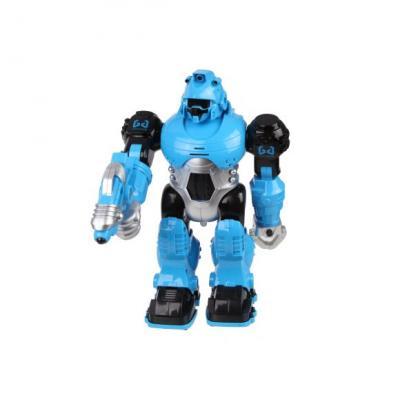 Купить Робот на батарейках Наша Игрушка 606 25 см со звуком светящийся, Игрушки Роботы