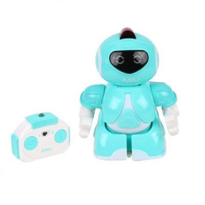Купить Робот радиоуправляемый Наша Игрушка 603 со звуком светящийся, Игрушки Роботы